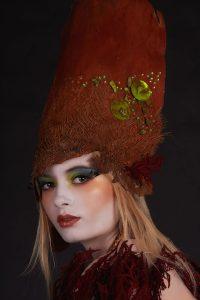 Katarzyna Skowronek-Ajchestet, modelka Karolina Bereta fotograf Jacek Bakutis
