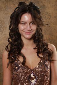 Maja Wachowska, modelka Dominika Furmanek