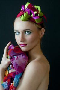 Maja Wachowska modelka Dominika Furmanek.