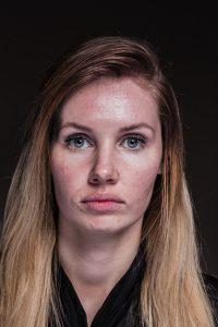 Marta Miazga, modelka Monika Chmielecka, fotograf Marcin Denysiuk